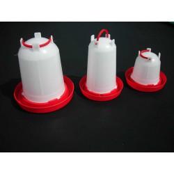 Drinkfles plastiek 6l met...