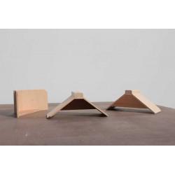 Rustplankjes hout K20