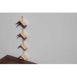 Rustplankjes hout 4 op lat K10